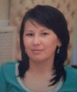 Сапарбаева